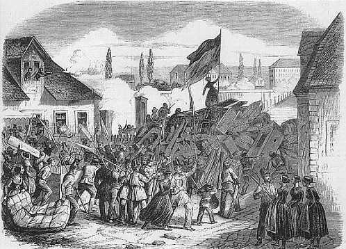 Barrikade-in-Mannheim-1848