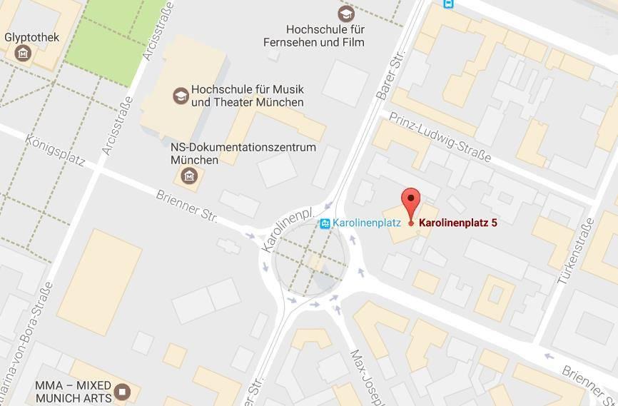 Karolinenplatz 5