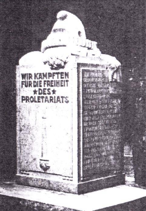 Denkmal Bottrop mit Jakobinermütze
