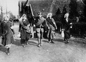 Rote Krankenschwestern - Märzrevolution 1920